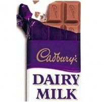 Cadbury's Dairy Milk Chocolate